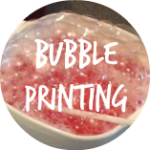 BUBBLE PRINTING