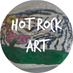 HOT ROCK ART